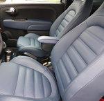 Armsteun Hyundai Matrix GLS 2002 tot 2009 (met middenconsole) Classic 64234